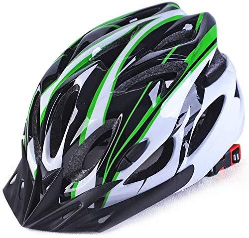 wkwk Super Light Integrally Bike Helmet Adjustable Lightweight Mountain Road Bike Helmets For Men And Women