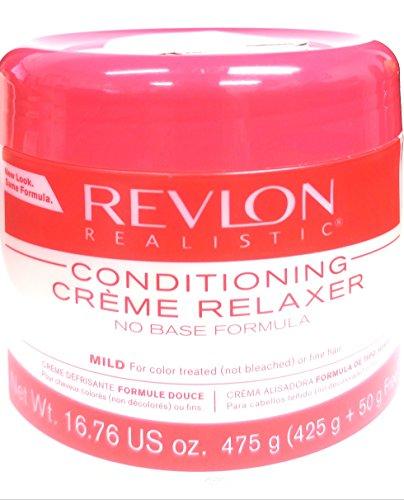 Revlon Professional Conditioning Cream Relaxer 16.76oz- Mild