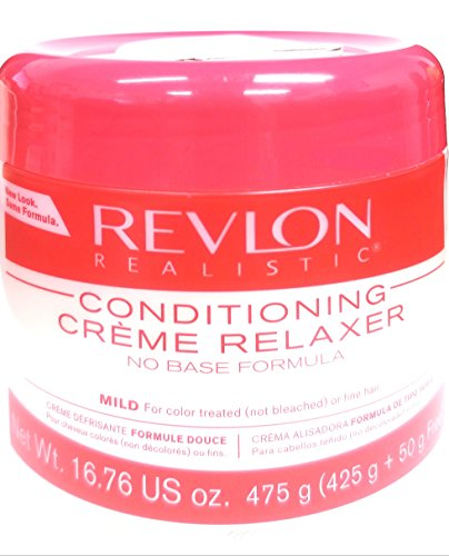Revlon Professional Conditioning Cream Relaxer 16.76oz- Mild