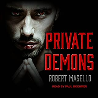 Private Demons audiobook cover art