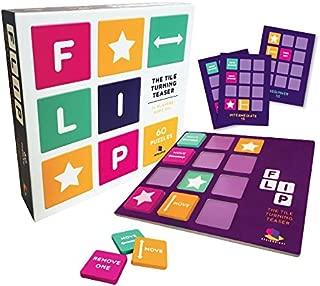 Brainwright Flip - The Tile Turning Teaser Puzzle