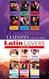 The Latin Lovers And Dangerous Liaisons Collection (English Edition)