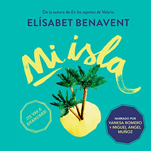 Mi isla [My Island] audiobook cover art