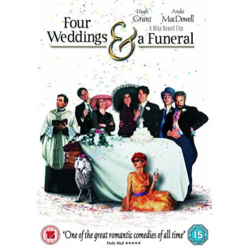 Four Weddings And A Funeral - Special Edition [Edizione: Regno Unito] [Edizione: Regno Unito]