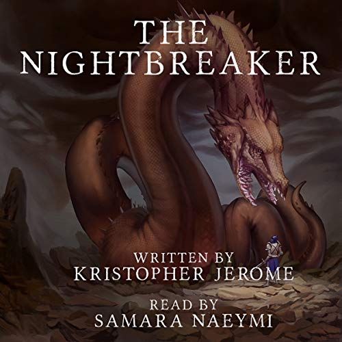 The Nightbreaker audiobook cover art