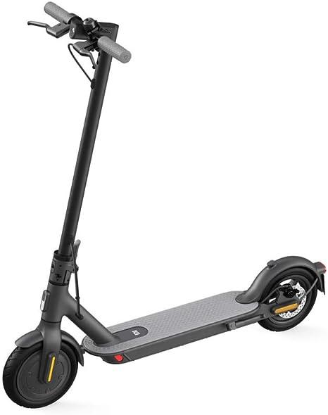 XIAOMI Mi Electric Scooter 1S (Black), Versión básica ...
