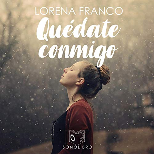 Quédate conmigo [Stay with Me] audiobook cover art