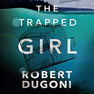 The Trapped Girl audiobook cover art