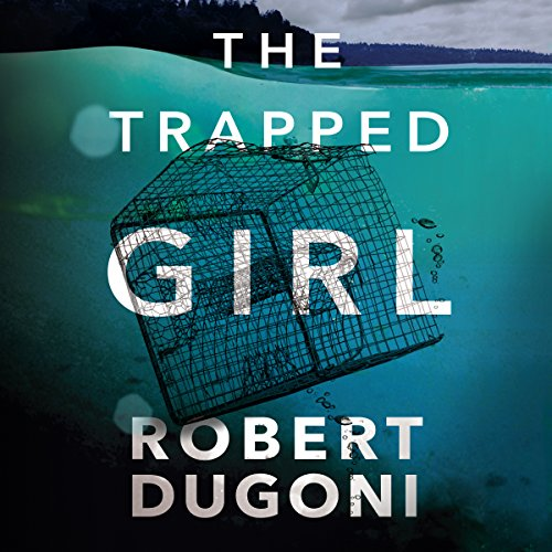 Couverture de The Trapped Girl