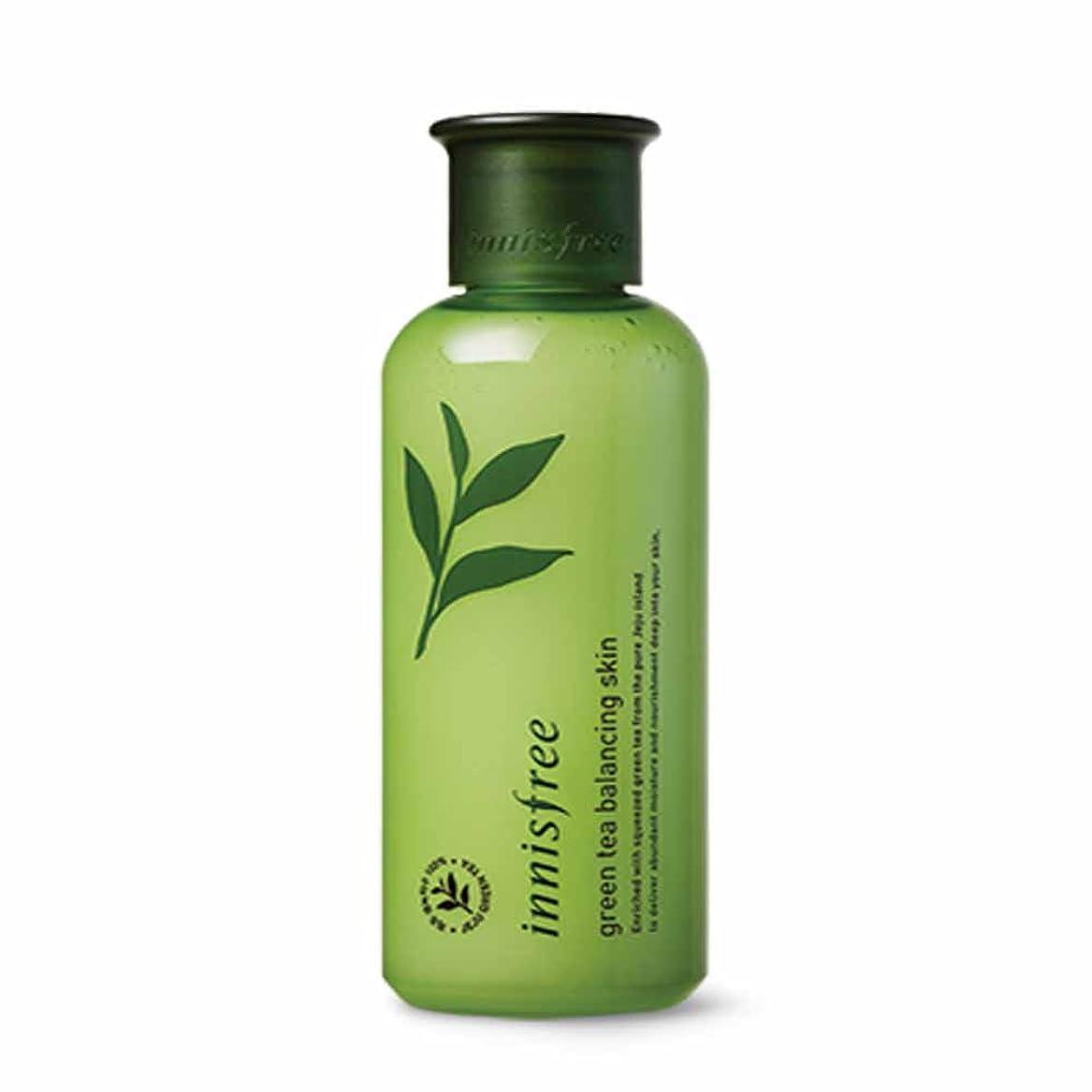 着服アルプス以来イニスフリーグリーンティーバランシングスキン200ml Innisfree Green Tea Balancing Skin 200ml [海外直送品][並行輸入品]