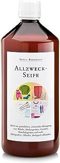 Sanct Bernhard Allzweck-Seife Universalreiniger mit Zitronenduft, Inhalt 1 Liter…