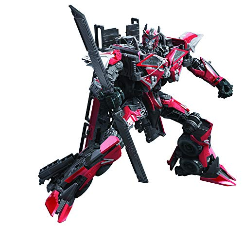 Transformers Toys Studio Series 61 Voyager Class Dark of The Moon Sentinel Prime Actionfigur - Erwachsene und Kinder ab 8 Jahren, 16,5 cm