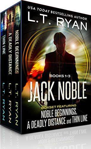 The Jack Noble Series: Books 1-3 (The Jack Noble Series Box Set)