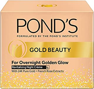 Pond's Gold Beauty Night Cream 35 g