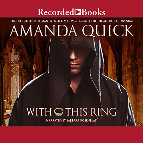 With This Ring Audiobook By Amanda Quick cover art
