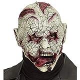 WIDMANN Horror Payaso Látex Máscara de Halloween Carnaval Fiestas Trajes , color/modelo surtido