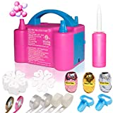 Best Balloon Pumps - Gifts2U Balloons Pump Balloon Pump Kit with Portable Review