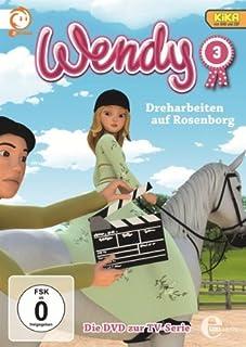 Wendy 03. Dreharbeiten auf Rosenborg
