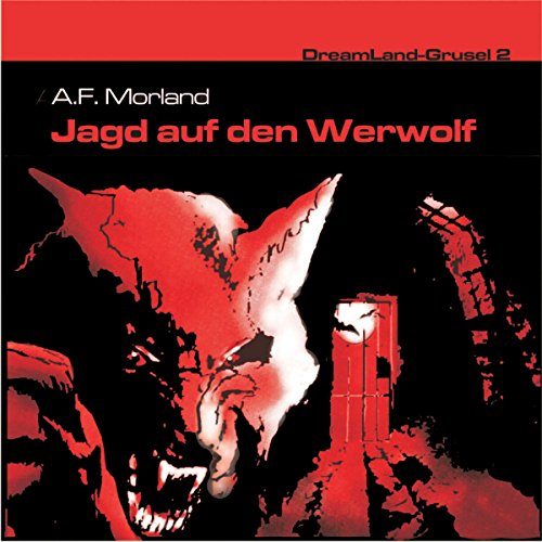 Page de couverture de Jagd auf den Werwolf
