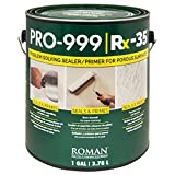 ROMAN Products 16901 PRO-999 Rx-35 Problem Solving Primer, 1 Gal, 400 Sq. Ft, Clear