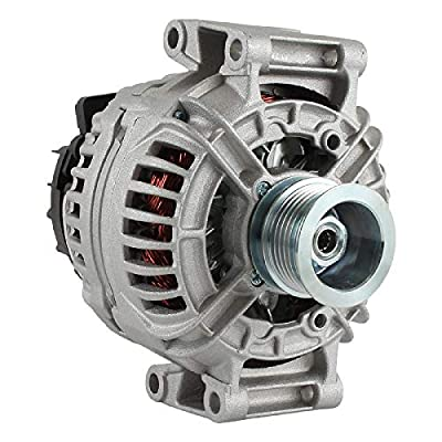 New Alternator For Mercedes Benz C300 Glk350 Ir/If 12-Volt 150 Amp 000-906-12-02