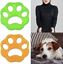 Besmon Pet Hair Remover for Laundry,Dogs and Cats Hair Catcher for Washing Machine,Non-Toxic Safety Reusable Floating Pet Fur Catcher, Laundry Lint and Fur Remover-2 Pcs