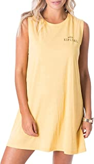 Rip Curl Women's Kind of Dress, Light Yellow