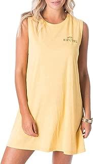 Rip Curl Women's Kind of Dress, Light Yellow