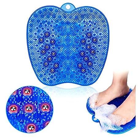 【4/23まで】VITOP 磁石付きマッサージ&足の指の間まで洗える足洗いマット 999円(実質874円)送料無料!