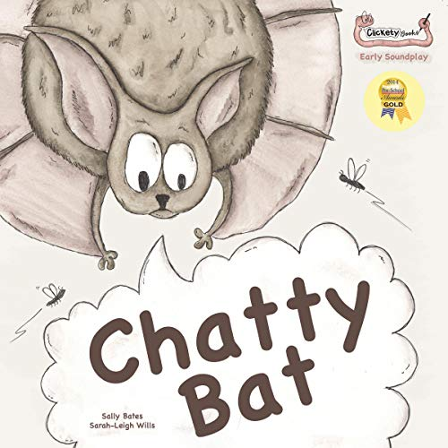 Couverture de Chatty Bat