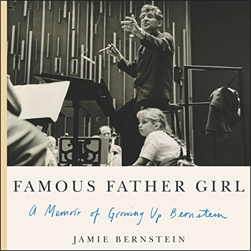 Famous Father Girl audiobook cover art
