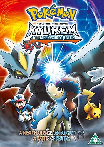 Pokemon Kyurem Vs. the Sword of Justice (including Keldeo bonus game card) [DVD] [2013]