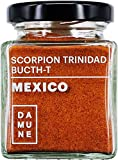 Habanero Scorpion Trinidad Butch T Molido - 45g