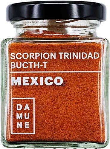 Habanero Scorpion Trinidad Butch T Polvere - 45g