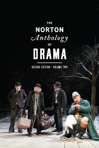 The Norton Anthology of Drama (Second Edition) (Vol. 2)