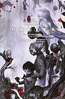 mark buckingham fables