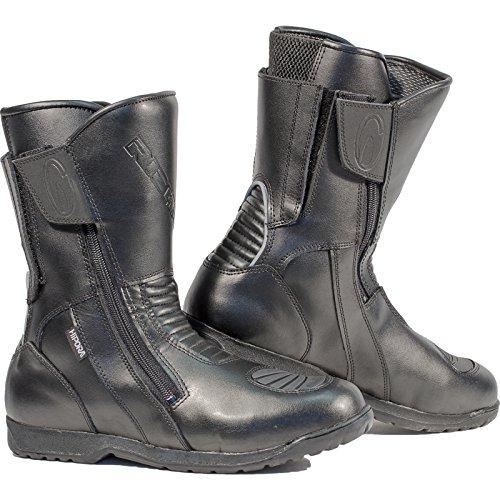 Richa Nomad Motorcycle Boots 47 Black (UK 13)