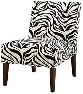 Best zebra print accent chair Reviews