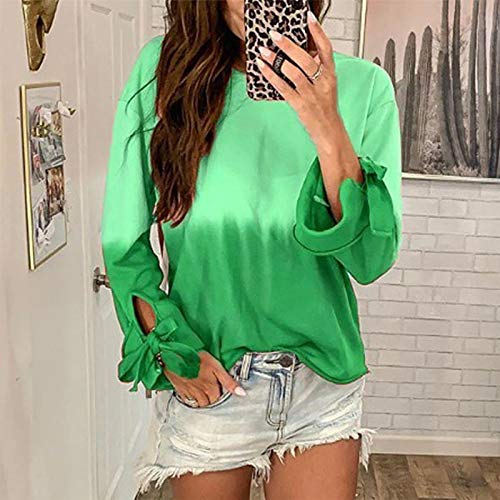 Pistaz Women's Long Sleeve Casual Color Block Long Sleeve Tops Shirt Tunic Lightweight Loose Hooded Sweatshirt Zip Oversized Sweatshirt