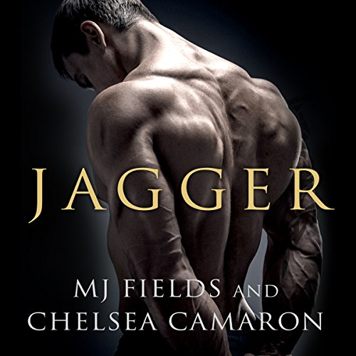 Jagger audiobook cover art
