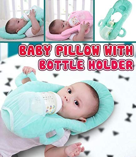 Mee & Mommy Mee&Mommy Baby Feeding Pillow (Red)