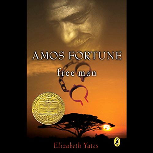 Amos Fortune, Free Man cover art