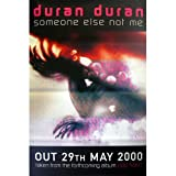 Duran Duran - Riesenposter Someone else not me