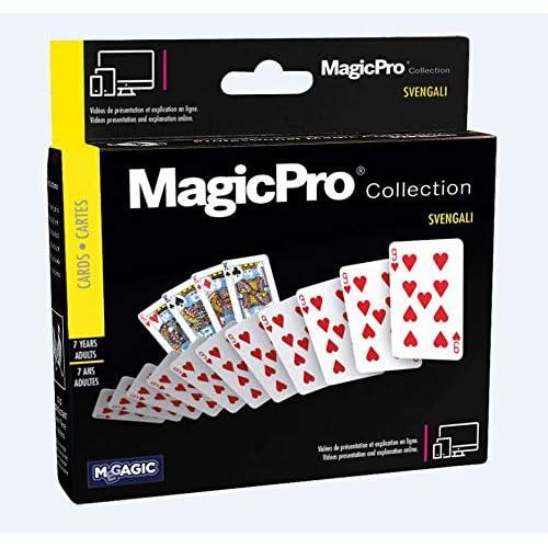 Megagic - Tour de Magie -Svengali avec code tuto