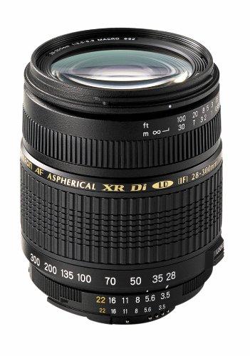 Tamron AF 28-300mm f/3.5-6.3 XR Di LD Aspherical (IF) Macro Ultra Zoom Lens for Canon Digital SLR Cameras (Model A061E)