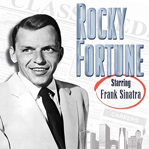 Rocky Fortune audiobook cover art