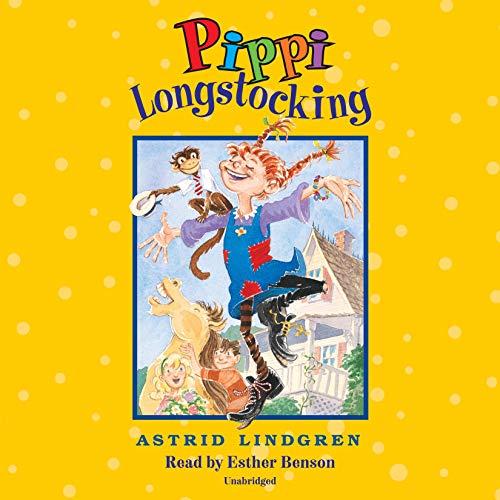 Pippi Longstocking Audiobook By Astrid Lindgren cover art