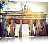 Brandenburger Tor Berlin Deutschland Sehenswürdigkeit