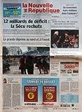 NOUVELLE REPUBLIQUE (LA) [No 19055] du 05/07/2007 - INDRE-ET-LOIRE - ILS TROUVAIENT...