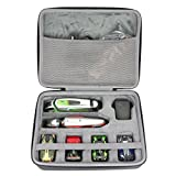 co2crea Hard Travel Case replacement for Anki Overdrive Expansion Car / Supertruck Freewheel Vehicle
